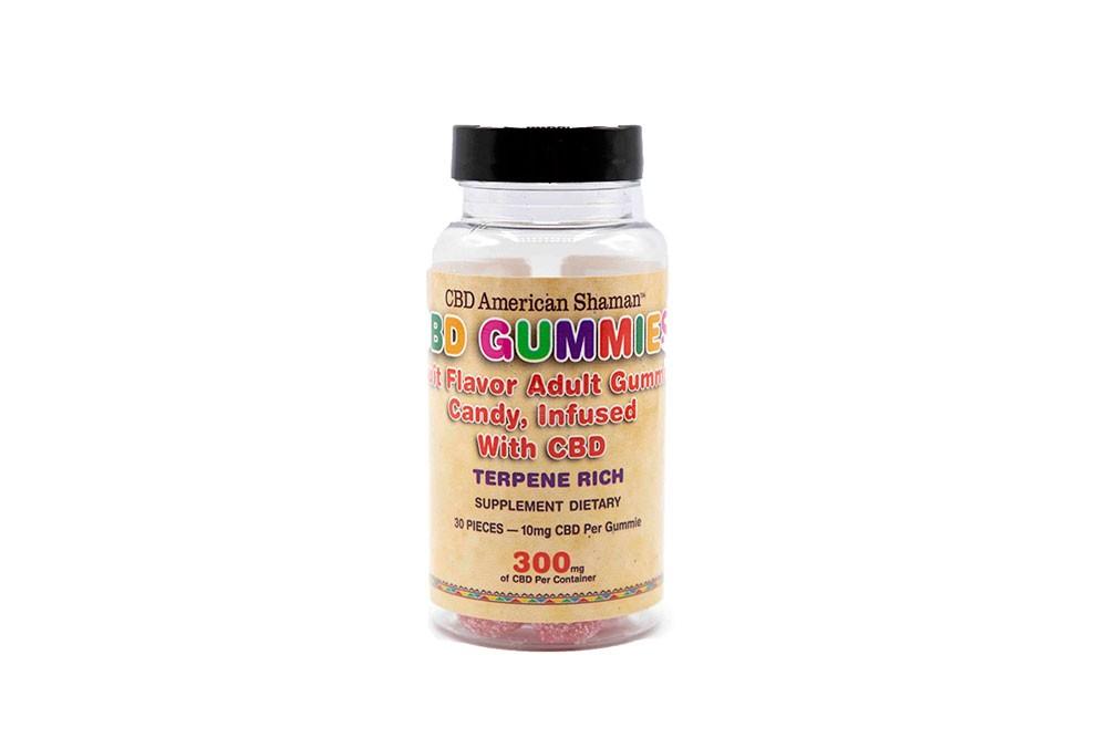 American Shaman Gummies