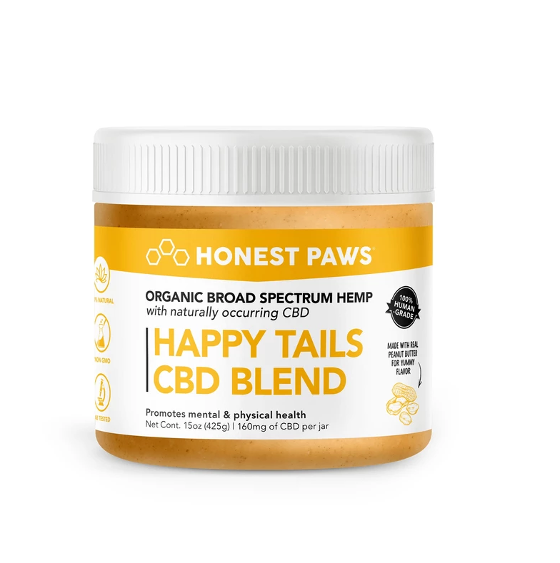 Honest Pawes Happy Tails