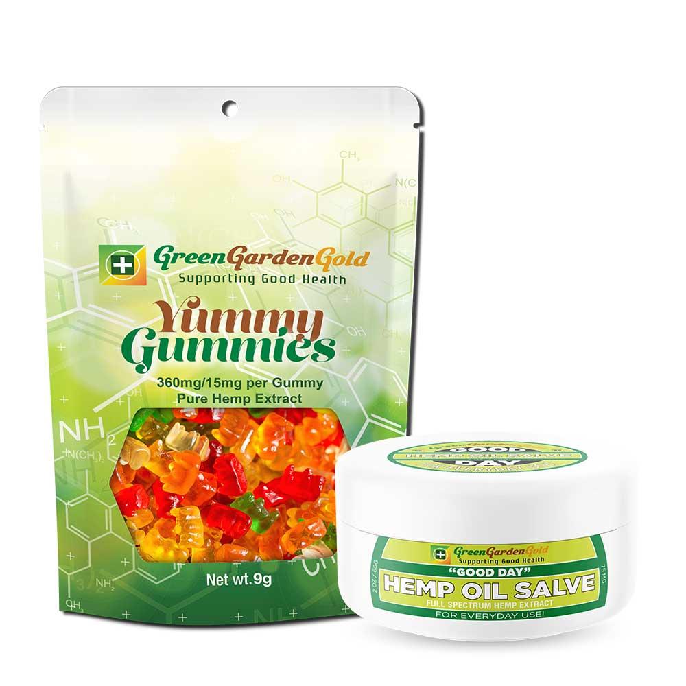 4 - Green Garden Gold 6